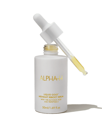 Liquid Gold Midnight Reboot Serum de Alpha-H